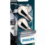 Philips SilverVision PY21W 21W (BAU15S) Ampoules Clignotant, Set de 2 Pieces de la marque Philips image 3 produit