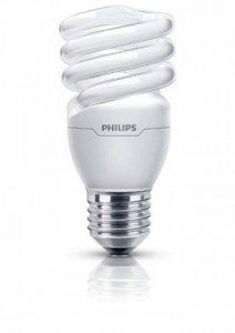 Philips TORNADO - Ampoule Economie d'énergie 15 watts Tornado 15W/230V E-27 ES de la marque Philips image 0 produit