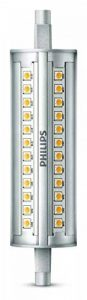 Philips Tube LED Culot R7s, 14W Équivalent 120W, Blanc, Intensité Réglable de la marque Philips Lighting image 0 produit