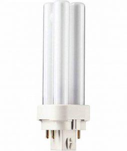 PL-C 10W blanc chaud 8274P G24q-1–PHILIPS de la marque Philips image 0 produit