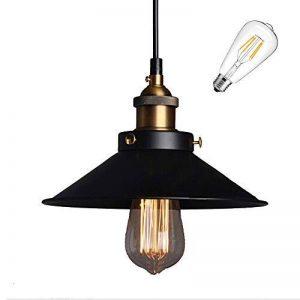 plafonnier ampoule filament TOP 0 image 0 produit