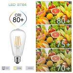 plafonnier ampoule filament TOP 12 image 3 produit