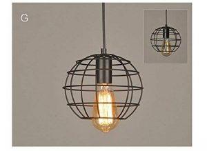 plafonnier ampoule filament TOP 2 image 0 produit