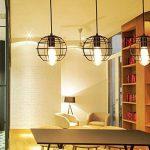 plafonnier ampoule filament TOP 2 image 2 produit
