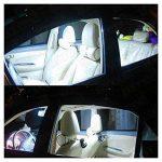 Plafonnier - TOOGOO(R)DC 12V vehicule blanc 46 LED plafonnier interieur lampe de voiture de la marque TOOGOO image 1 produit