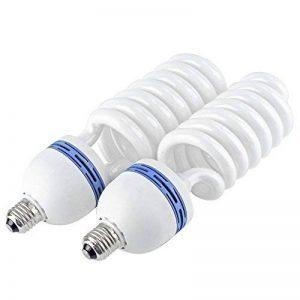 PMS 2x Photographie E27Daylight Lampe, flux lumineux > 4500lm (x2) de la marque PMS image 0 produit