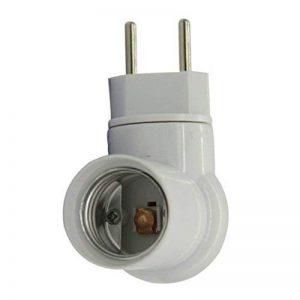 Porte-lumière de l'ampoule E27 EU Contrôlé par Capteur de Mouvement Infrarouge de la marque Générique image 0 produit