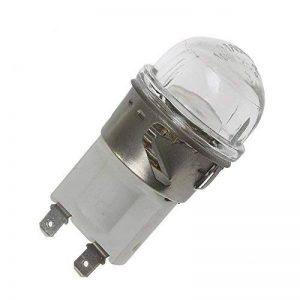 Premium Qualité Smeg four ampoule lampe de couverture et support de montage 696050052 de la marque Smeg . image 0 produit