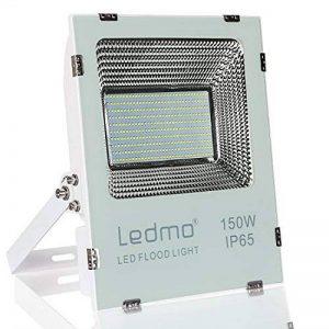 Projecteur led 150W blanc 6000K IP65 15000lm projecteur led exterieur AC220V-240V pour jardin, champ de la marque LEDMO image 0 produit