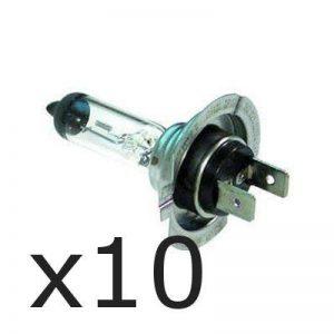 ProLamp Lot de 10 ampoules pour phare de voiture H7 499 2 broches 12 V 55 W de la marque ProLamp image 0 produit