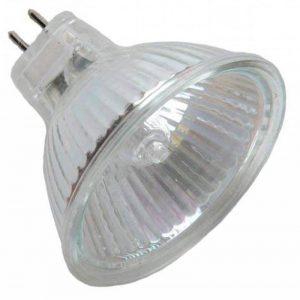 PRONETELEC 10 LAMPES DICHROIQUES HALOGENES MR16, GU5.3, 12V, 20W, 3000°K, 38°, 460LM, ø50 de la marque PRONETELEC image 0 produit