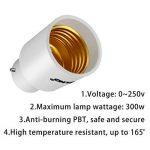 Puissance lampe fluocompacte : votre comparatif TOP 10 image 3 produit