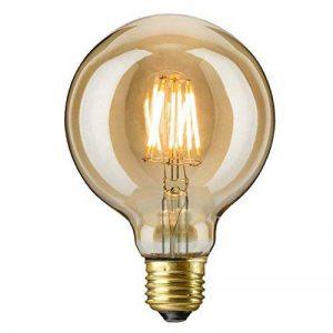 PureLume Ampoule Edison LED Master Globe Lampe Rétro (7W, E27, 240V) Vintage Filament incandescente de la marque Purelume image 0 produit