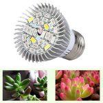 Qiao Nai (TM) 1Pcs E27 28W LED Plante Croissance Lampe Culture Floraison Horticole Ampoule Spectre Plein de la marque Qiao Nai image 2 produit