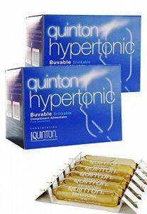Quinton - Hypertonic buvable Plasma MARIN- Lot de 2 x 30 ampoules de la marque Quinton image 0 produit