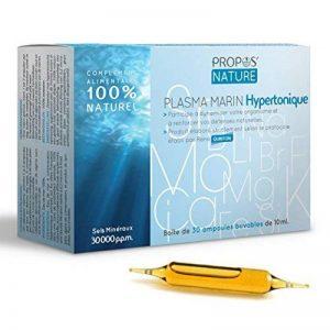 Quinton - Plasma Marin Hypertonique - 30 Ampoules de la marque Quinton image 0 produit
