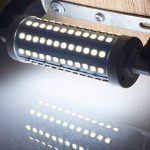 R7S 10W LED Ampoule - ANGGE 10W R7S 118mm LED Dimmable Lampe 96 2835 SMD LEDs Ampoules Blanc chaud 3000K Replaces 100-150W Halogen Floodlight Spotlight Éclairage [AC 220-240V,360 degrés Angle de faisceau] [Classe énergétique A+] - Warm White de la marque image 4 produit