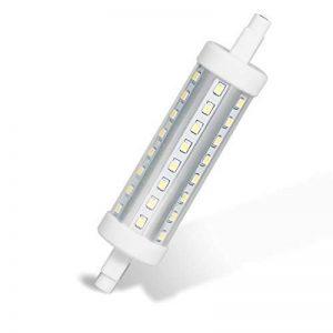 R7S Dimmable Ampoule, 10W Equivalent 100W, LOHAS Ampoule LED 6000K Blanc Froid, 900LM, 360°Larges Faisceaux, 220-240V AC, Ampoule LED R7S, Lot de 1 de la marque Lohas-Led image 0 produit