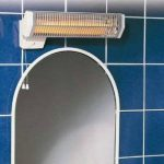 Radiateur Noirot Royat 2 Infrarouge à tube quartz/Larg : 450mm-H : 120mm-Epaiss : 110mm/Avec minuterie - Puiss : 600W/Blanc/7908-2AA de la marque NOIROT image 1 produit