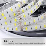 Réduction pour Jour XXL 2015: Auralum® Ruban à LED Strip Flexible Bande 5M 72W SMD 5630*300 Leds IP65 Imperméable Blanc Froid Ruban à LED + Télécommande + Alimentation de la marque AuraLum image 2 produit