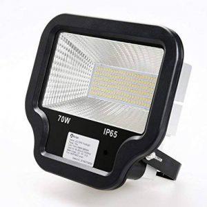 Réduction pour Prime Day: Anten® 70W Projecteur LED Floodlight Lampe LED pour Éclairage Extérieur et Intérieur Luminaire Spot Imperméable IP65 de Haute Luminosité et de Basse Consommation (Blanc neutre) de la marque Anten image 0 produit
