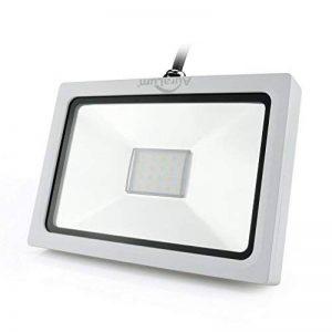 Réduction pour Prime Day: Auralum® Projecteur à LED Ultraléger pour Éclairage Extérieur et Intérieur Spot IP65 Projecteur de Haute Luminosité 50W 3700LM SMD 3020 Blanc Neutre Naturel de la marque AuraLum image 0 produit