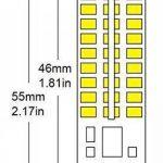 remplacer tube halogène par led TOP 8 image 1 produit