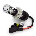 Safego 35W H4 H/L HID Bi-Xénon Ampoules Phares H4-3 High Low Lampe à Décharge Phare Ampoule de Rechange 8000K blanc froid Pour Voiture CA 12V de la marque Safego image 4 produit