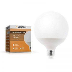 SEBSON® Ampoule LED E27 17W (remplace 100W), 1500lm, 180°, Blanc chaud de la marque sebson image 0 produit