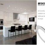 SECEIEL-LED Ronde Extra Plate 18W Downlight LED [Classe énergétique A] (Blanc Froid 6000k-6500k, pack 2-18W) de la marque SECEIEL image 1 produit