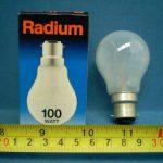 sel#4–100 W Givré Perle (Ampoule GLS avec culot à baïonnette B22) de la marque Crompton image 2 produit