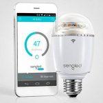 Sengled Boost Ampoule LED connectée avec répéteur Wi-Fi intégré pour l'extension de votre réseau Wi-Fi, variation de l'intensité, 3000K, Culot E27 de la marque Sengled image 4 produit