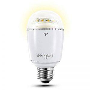 Sengled Boost Ampoule LED connectée avec répéteur Wi-Fi intégré pour l'extension de votre réseau Wi-Fi, variation de l'intensité, 3000K, Culot E27 de la marque Sengled image 0 produit