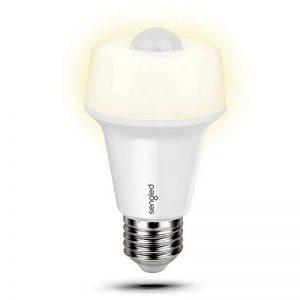 Sengled Smartsense, Ampoule LED, Détection de mouvement , 9 W équivalent 60 W, Blanc chaud 2700K, Culot E27, Non compatible variateur de la marque Sengled image 0 produit