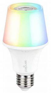 Sengled Solo Color Plus Ampoule LED Haut-parleur Bluetooth, Changement de couleur, Contrôle via APP, Audio-Compatible avec Amazon Echo de la marque Sengled image 0 produit