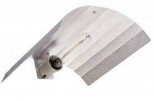 Senua CFL Réflecteur Abat-Jour Lampes de Culture Capuche E40Raccord avec Câble DE 5m Heavy Duty de la marque Senua image 0 produit