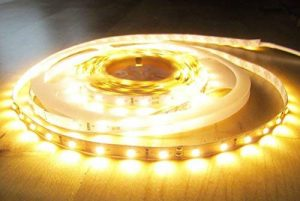 SET: Bande de LED 10M 12200 Lumen avec 600 LED blanc chaud 24V + chargeur secteur d'AS-S de la marque AS-S image 0 produit