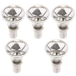 Sharplace 5pcs 25W SES R39 E14 Ampoules à Réflecteur Verre Lampe à Lave Spot pour Maison Bureau Magasin de la marque Sharplace image 0 produit