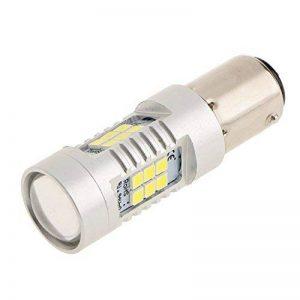 Sharplace Voiture 21SMD 1157 21W LED Ampoule Lampe Arrière Feu de recul de la marque Sharplace image 0 produit