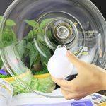 SHINE HAI Ampoule LED E27 A60 8W, Equivalent 60W à Ampoule Halogène/Incandescente, Blanc Froid 6500K, Lampe LED Sphérique, 800lm, Angle de Faisceau 220°, IRC>80, Lot de 6 de la marque SHINE HAI image 2 produit