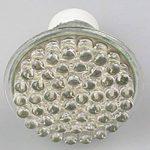 SHOP PROMOTION 5 x 48 LED GU10 ampoules chaudes lampes blanches économie d'énergie de la marque Moliies image 3 produit