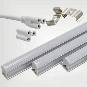 Silamp - Tube néon LED 60cm T5 9W - couleur eclairage : Blanc Neutre 4000K - 5500K de la marque Silamp image 0 produit