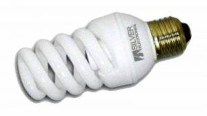 Silver Electronics Mini Full ampoules économie d'énergie, 4200K, e14, 9W, blanc de la marque Silver sanz image 0 produit
