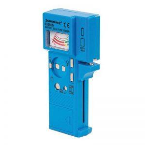 Silverline 633909 Testeur de piles, fusibles et ampoules 1,5 V - 9 V de la marque Silverline image 0 produit