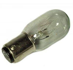 SINGER machine à coudre à baïonnette 15W Base ampoule de la marque Japanese image 0 produit