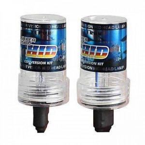 Sipobuy H7 55W 6000K Hid Ampoule Lampe Xénon Phare Pour Voiture 12V, (Pack of 2) de la marque Sipobuy image 0 produit