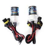 Sipobuy H7 55W 6000K Hid Ampoule Lampe Xénon Phare Pour Voiture 12V, (Pack of 2) de la marque Sipobuy image 2 produit
