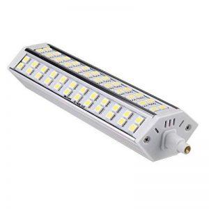 SODIAL(R)R7S 15W 72 LED 5050 SMD Ampoule a economie d'energie 189mm 100-240 Remplacer halogene Projecteur (blanc) de la marque SODIAL(R) image 0 produit