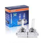 Somaer D1S HID Ampoule Lampe Xénon Phare 35W 6000K(2 pièce) de la marque image 3 produit