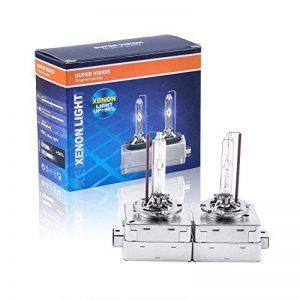 Somaer HID Xenon Replacement Bulbs - D3S - 4300K(1 Pair) .D3S Bulbs de la marque image 0 produit